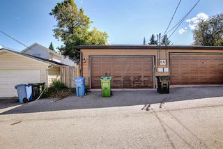 Photo 40: 722 53 Avenue SW in Calgary: Windsor Park Semi Detached for sale : MLS®# A1142583