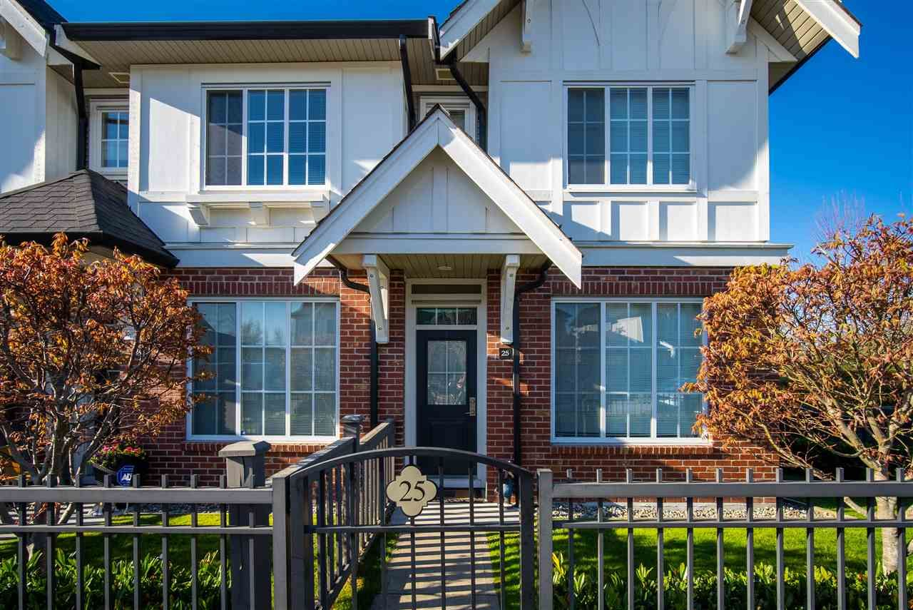 Main Photo: 25 30989 WESTRIDGE Place in Abbotsford: Abbotsford West Townhouse for sale : MLS®# R2566824