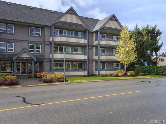 Main Photo: 201 567 TOWNSITE ROAD in NANAIMO: Na Central Nanaimo Condo for sale (Nanaimo)  : MLS®# 697201