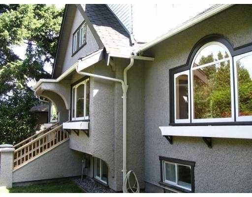 Main Photo: 5090 ARBUTUS ST in Vancouver: Quilchena House for sale (Vancouver West)  : MLS®# V570355