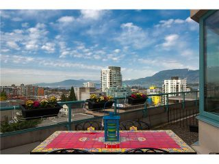Photo 9: # 604 1355 W BROADWAY ST in Vancouver: Fairview VW Condo for sale (Vancouver West)  : MLS®# V1077006