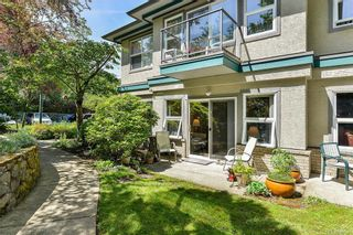 Photo 1: 113 1485 Garnet Rd in Saanich: SE Cedar Hill Condo for sale (Saanich East)  : MLS®# 840548