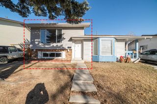 Main Photo: 510 Radley Way SE in Calgary: Albert Park/Radisson Heights Semi Detached for sale : MLS®# A1085737