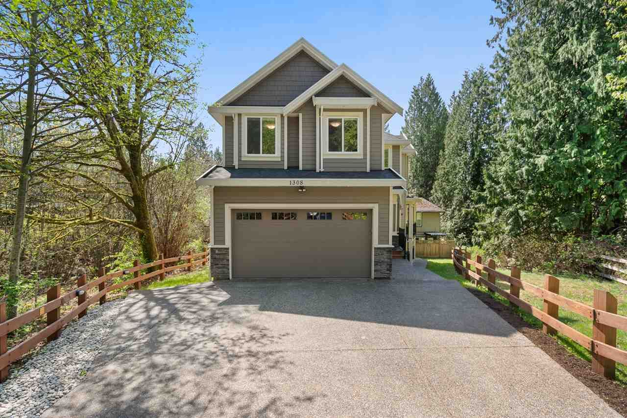 Main Photo: 1308 COAST MERIDIAN Road in Coquitlam: Burke Mountain House for sale : MLS®# R2572284