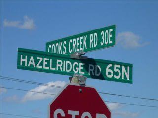 Photo 3: 0 Cooks Creek Road in OAKBANK: Anola / Dugald / Hazelridge / Oakbank / Vivian Residential for sale (Winnipeg area)  : MLS®# 1010380