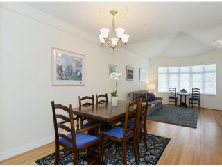 """Photo 5: 302 3088 W 41ST Avenue in Vancouver: Kerrisdale Condo for sale in """"THE LANESBOROUGH"""" (Vancouver West)  : MLS®# V1056854"""
