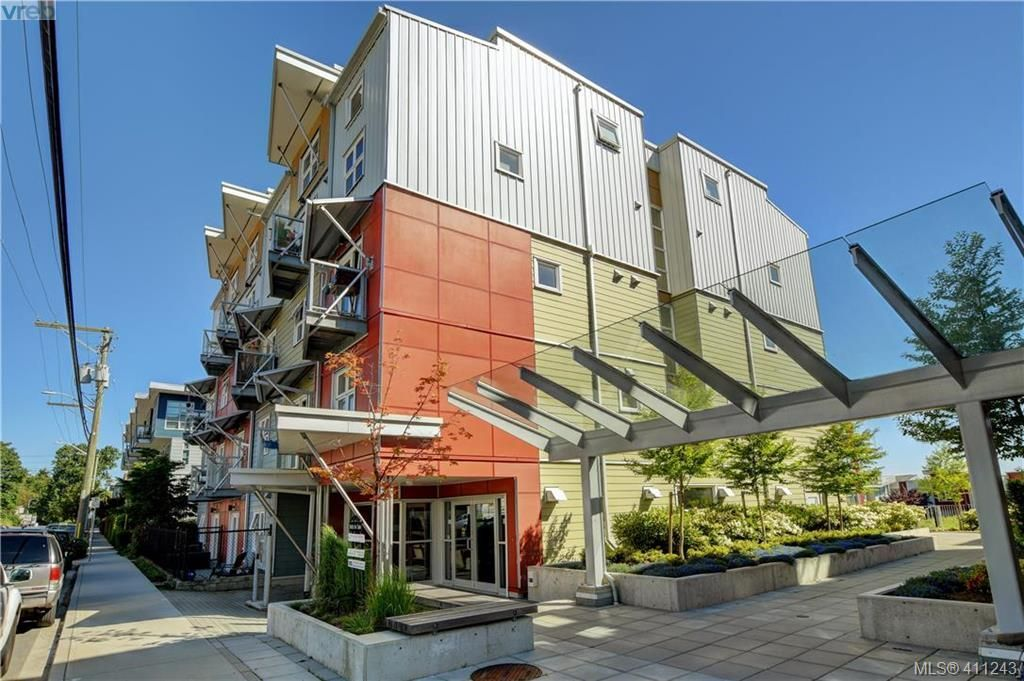 Main Photo: 215 787 Tyee Rd in VICTORIA: VW Victoria West Condo for sale (Victoria West)  : MLS®# 815269