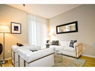 """Photo 2: 508 1001 HOMER Street in Vancouver: Downtown VW Condo for sale in """"THE BENTLEY"""" (Vancouver West)  : MLS®# V817106"""