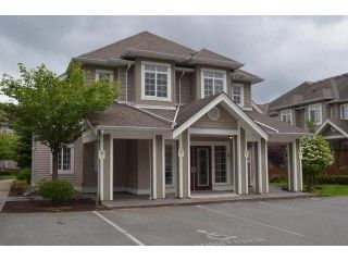 """Photo 18: 12 6852 193RD Street in Surrey: Clayton Townhouse for sale in """"INDIGO"""" (Cloverdale)  : MLS®# F1447121"""