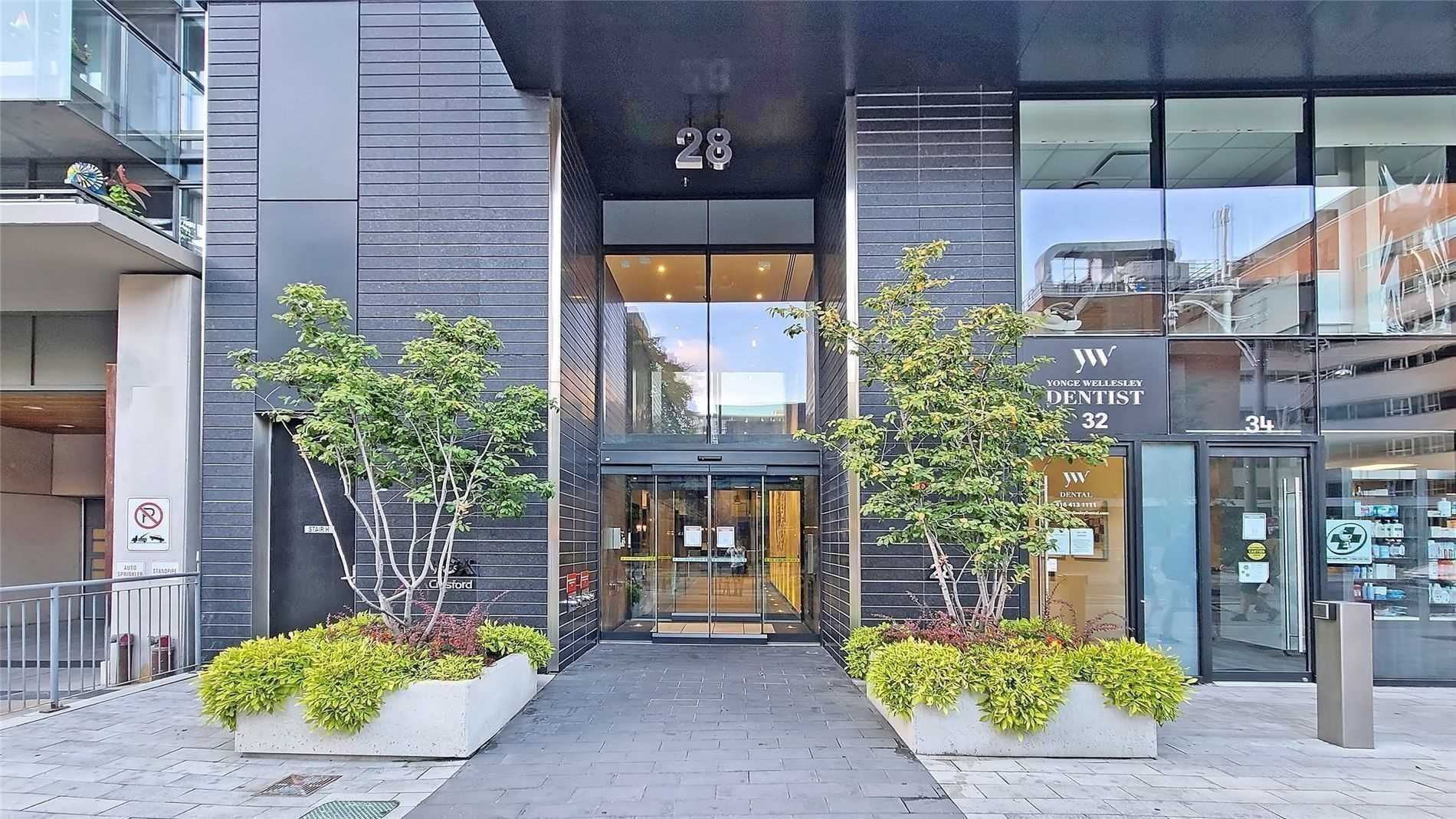 Main Photo: Parking 28 Wellesley Street in Toronto: Church-Yonge Corridor Condo for sale (Toronto C08)  : MLS®# C5142220