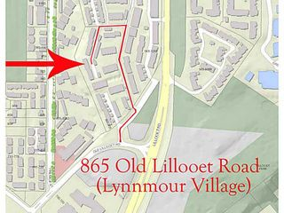 """Photo 12: 865 OLD LILLOOET Road in North Vancouver: Lynnmour Townhouse for sale in """"LYNNMOUR VILLAGE"""" : MLS®# V991952"""