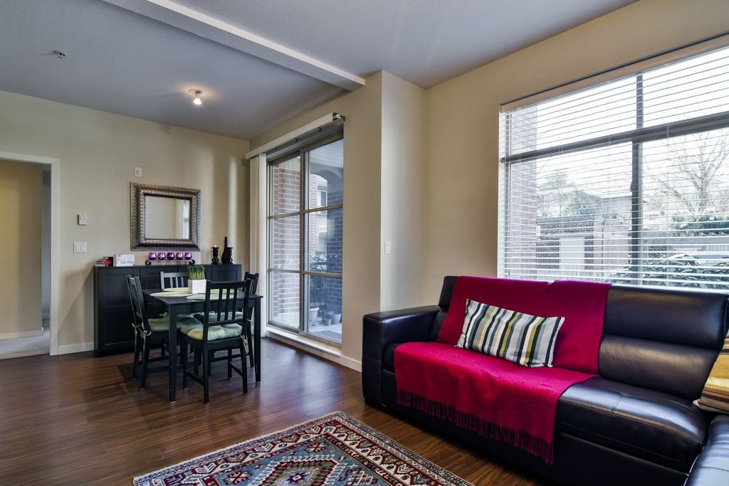 """Photo 11: Photos: 115 10455 UNIVERSITY Drive in Surrey: Whalley Condo for sale in """"D'Corize"""" (North Surrey)  : MLS®# R2347944"""