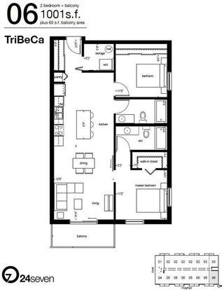 Photo 33: 316 247 River Avenue in Winnipeg: Osborne Village Condominium for sale (1B)  : MLS®# 202124525