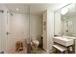 """Photo 3: 104 388 W 1ST Avenue in Vancouver: False Creek Condo for sale in """"THE EXCHANGE"""" (Vancouver West)  : MLS®# V975965"""
