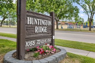Main Photo: 11 1055 72 Avenue NW in Calgary: Huntington Hills Row/Townhouse for sale : MLS®# A1123870