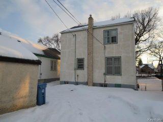 Photo 12: 787 Inkster Boulevard in WINNIPEG: West Kildonan / Garden City Residential for sale (North West Winnipeg)  : MLS®# 1602347