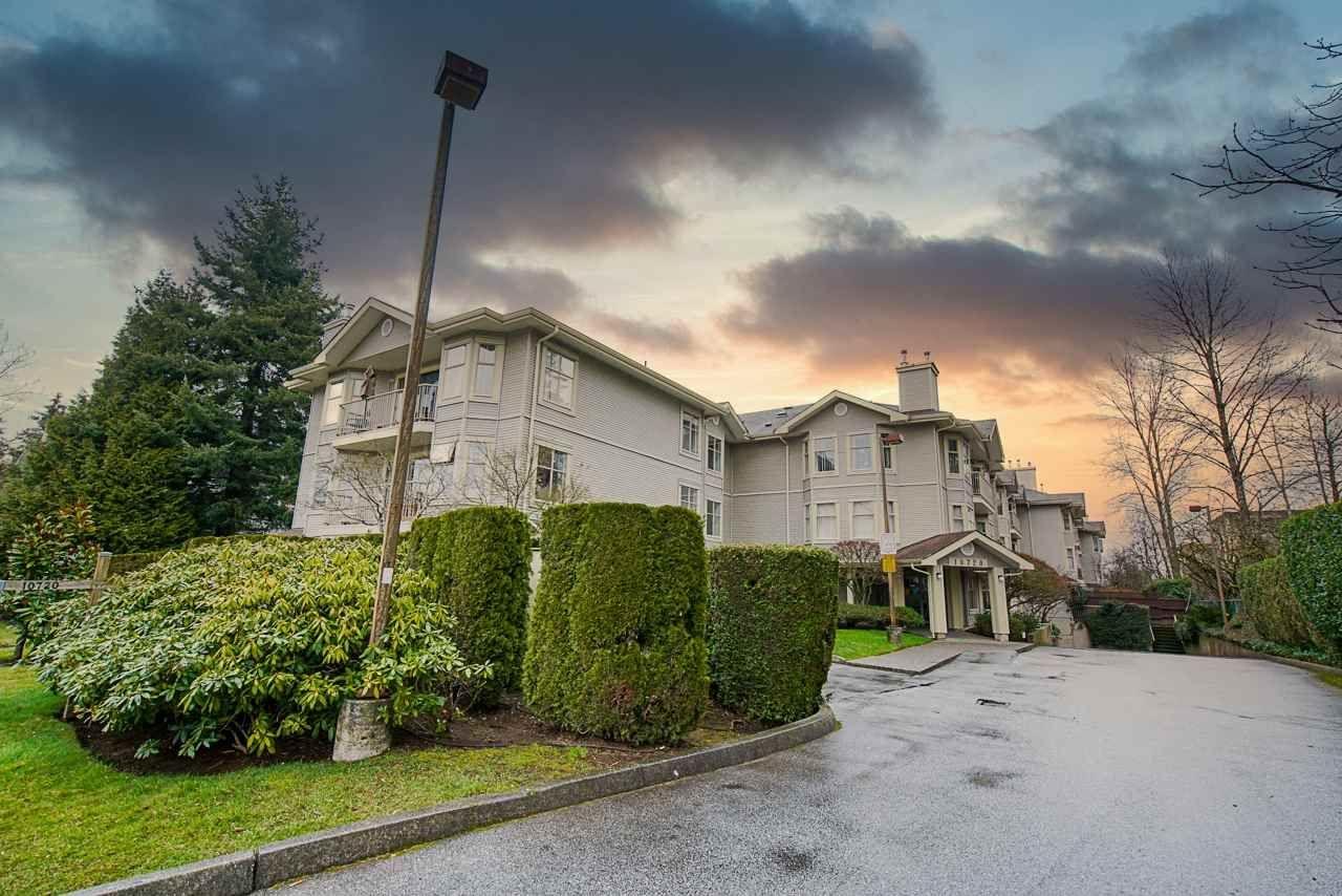 "Main Photo: 309 10720 138 Street in Surrey: Whalley Condo for sale in ""VISTA RIDGE"" (North Surrey)  : MLS®# R2540676"
