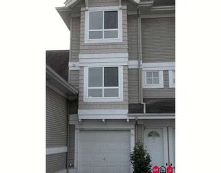 """Photo 1: 20 20890 57TH Avenue in Langley: Langley City Townhouse for sale in """"ASPEN GABLES"""" : MLS®# F2902731"""