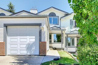 Main Photo: 1206 Citadel Heights NW in Calgary: Citadel Row/Townhouse for sale : MLS®# A1125708