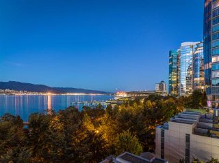 "Photo 12: 701 1281 W CORDOVA Street in Vancouver: Coal Harbour Condo for sale in ""CALLISTO COAL HARBOUR"" (Vancouver West)  : MLS®# R2497633"