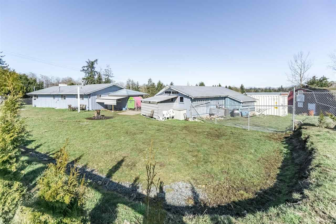 Main Photo: 1640 208 Street in Langley: Campbell Valley House for sale : MLS®# R2501976