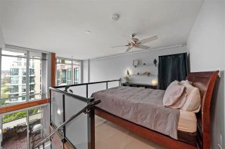 """Photo 10: 509 10 RENAISSANCE Square in New Westminster: Quay Condo for sale in """"Murano Lofts"""" : MLS®# R2591099"""