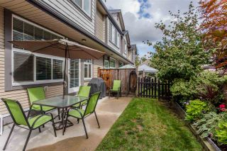 """Photo 20: 60 20831 70 Avenue in Langley: Willoughby Heights Townhouse for sale in """"RADIUS at MILNER HEIGHTS"""" : MLS®# R2207253"""