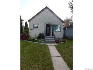 Photo 1: 528 Melbourne Avenue in WINNIPEG: East Kildonan Residential for sale (North East Winnipeg)  : MLS®# 1523099