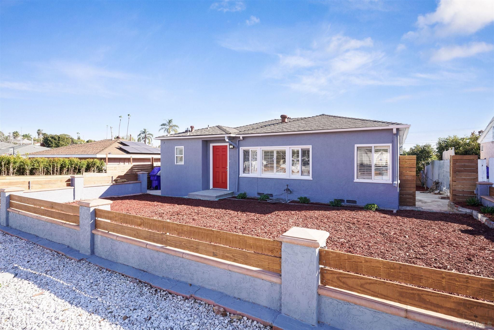 Main Photo: PARADISE HILLS House for sale : 4 bedrooms : 5851 Alleghany in San Diego
