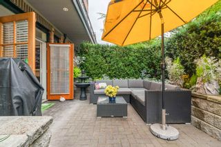 """Photo 19: 1 2437 W 1ST Avenue in Vancouver: Kitsilano Townhouse for sale in """"FIRST AVENUE MEWS"""" (Vancouver West)  : MLS®# R2603128"""