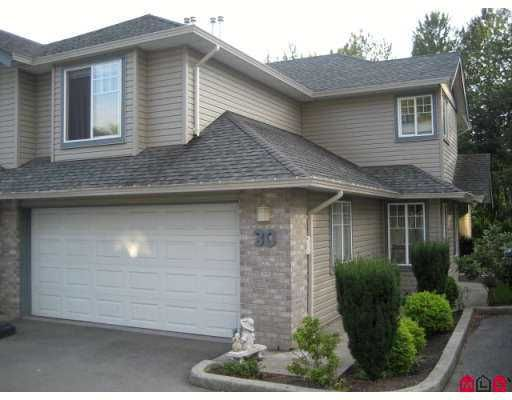 """Main Photo: 30 3270 BLUE JAY Street in Abbotsford: Abbotsford West Townhouse for sale in """"Blue Jay Hills"""" : MLS®# F2720573"""