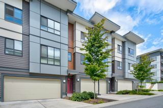 Photo 1: 20 1938 NORTH PARALLEL Road in Abbotsford: Abbotsford East Townhouse for sale : MLS®# R2604253