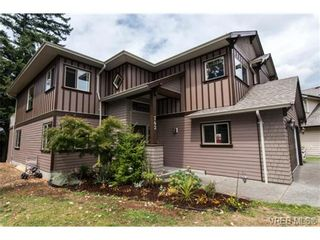 Photo 1: 743 Claudette Crt in VICTORIA: Co Triangle House for sale (Colwood)  : MLS®# 737481