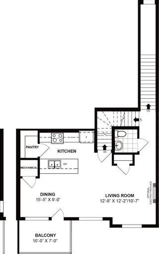 Photo 8: 809 10060 46 Street NE in Calgary: Saddle Ridge Row/Townhouse for sale : MLS®# A1139883