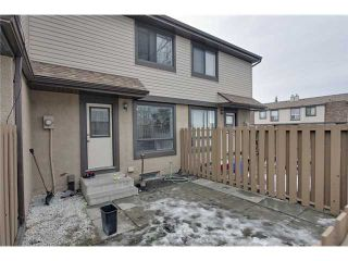 Photo 20: 52 2727 RUNDLESON Road NE in Calgary: Rundle Townhouse for sale : MLS®# C3650032