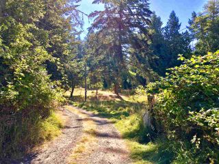 Photo 1: 456 DIXON Road: Mayne Island Land for sale (Islands-Van. & Gulf)  : MLS®# R2487861