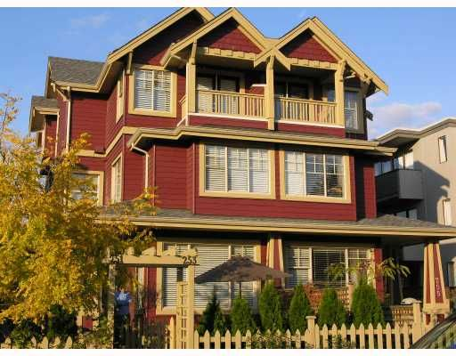 Main Photo: 255 E 13TH Avenue in Vancouver: Mount Pleasant VE Townhouse for sale (Vancouver East)  : MLS®# V685272