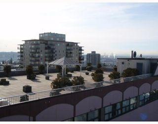 "Photo 1: 801 615 BELMONT Street in New_Westminster: Uptown NW Condo for sale in ""BELMONT TOWER"" (New Westminster)  : MLS®# V752797"
