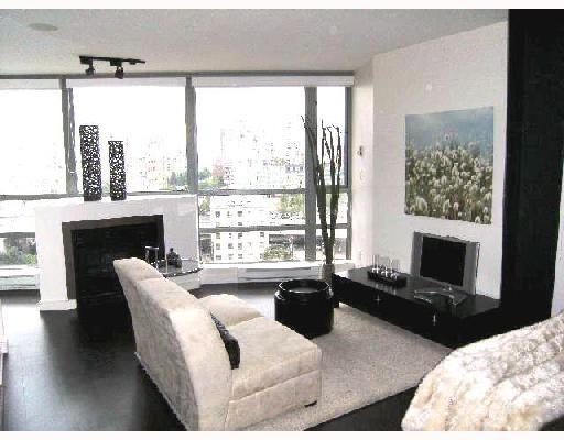 "Main Photo: 1605 501 PACIFIC Street in Vancouver: Downtown VW Condo for sale in ""THE 501"" (Vancouver West)  : MLS®# V730991"