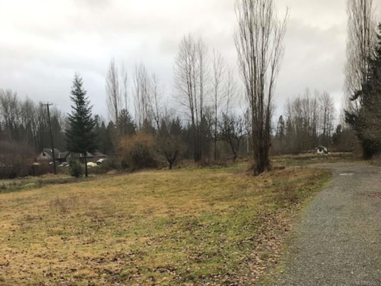 Main Photo: 4759 Headquarters Rd in COURTENAY: CV Courtenay City Land for sale (Comox Valley)  : MLS®# 830251