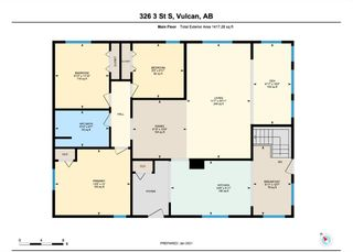 Photo 3: 326 3 Street S: Vulcan Detached for sale : MLS®# A1058475