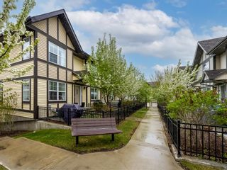 Photo 2: 323 Cranford Court SE in Calgary: Cranston Row/Townhouse for sale : MLS®# A1111144