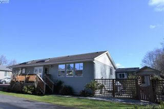 Photo 1: 38 7109 West Coast Rd in SOOKE: Sk West Coast Rd Manufactured Home for sale (Sooke)  : MLS®# 783220