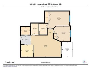 Photo 28: 3419 81 LEGACY Boulevard SE in Calgary: Legacy Apartment for sale : MLS®# C4293942
