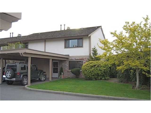 "Photo 1: Photos: 39 11551 KINGFISHER Drive in Richmond: Westwind Townhouse for sale in ""WEST CHELSEA"" : MLS®# V822903"