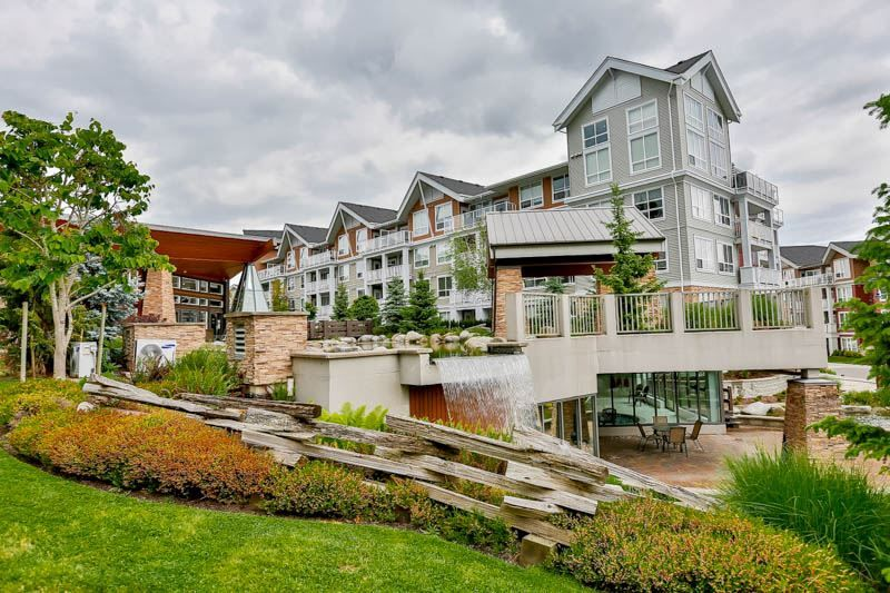"Main Photo: 105 6420 194 Street in Surrey: Clayton Condo for sale in ""Water Stone"" (Cloverdale)  : MLS®# R2072732"