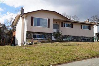 Photo 1: 3648 Bridgeport Pl in VICTORIA: SE Maplewood House for sale (Saanich East)  : MLS®# 806290
