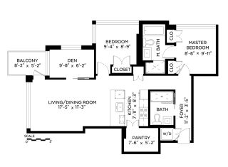 """Photo 15: 1809 1055 RICHARDS Street in Vancouver: Downtown VW Condo for sale in """"DONOVAN"""" (Vancouver West)  : MLS®# R2119391"""
