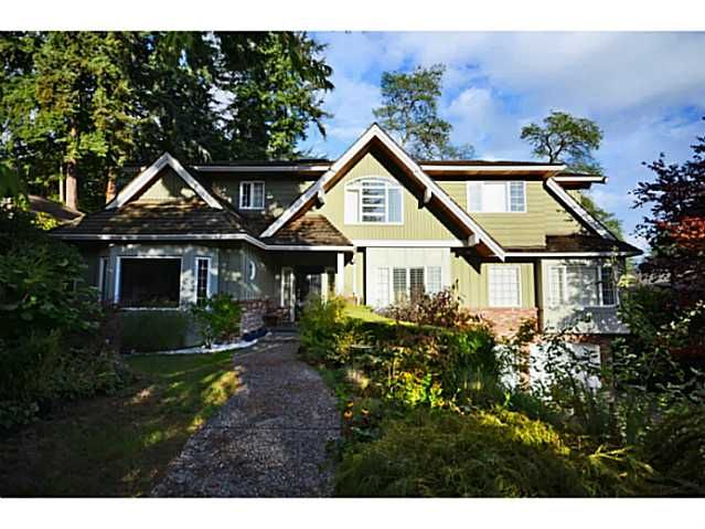 Photo 2: Photos: 2915 TOWER HILL CR in West Vancouver: Altamont House for sale : MLS®# V1027528