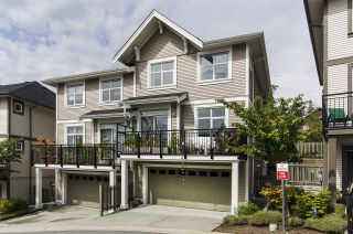 """Photo 20: 3 3400 DEVONSHIRE Avenue in Coquitlam: Burke Mountain Townhouse for sale in """"Colborne Lane"""" : MLS®# R2404038"""